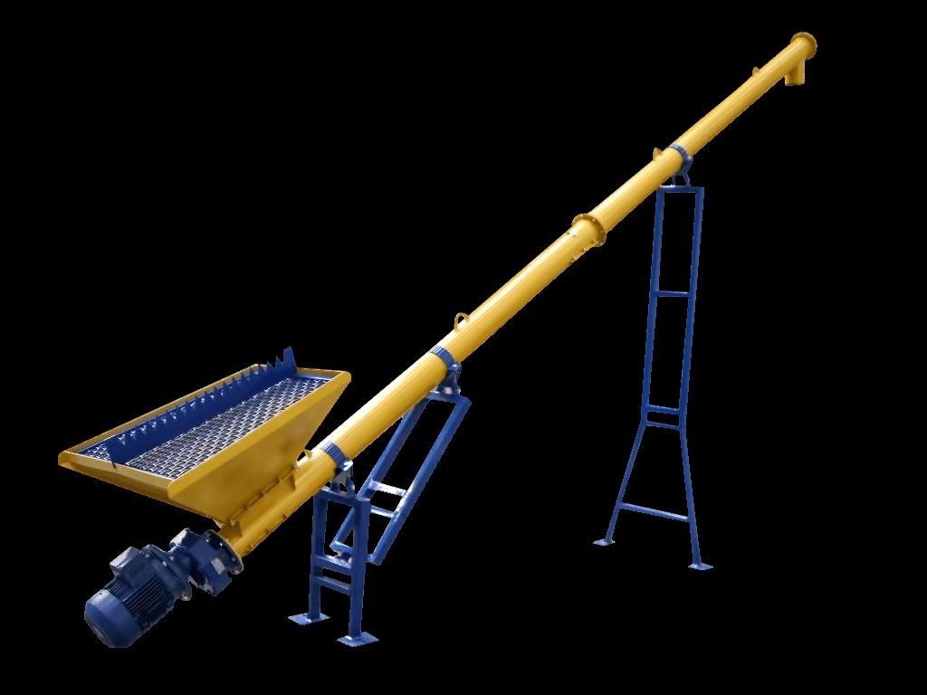 Винтовые конвейеры серии VT КВ-ЦР - технические характеристики