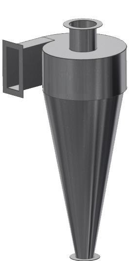 Циклоны СК-ЦН-22 (СК-ЦН-34) - технические характеристики