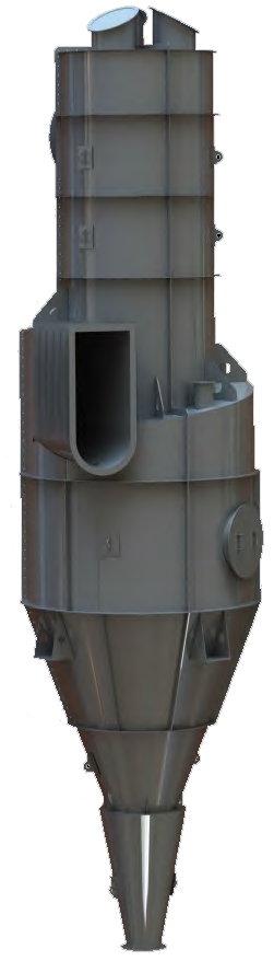 Циклоны ЦП-2 - технические характеристики