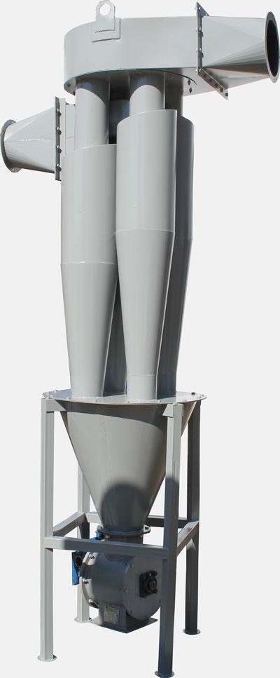 Циклоны У21-ББЦ - технические характеристики
